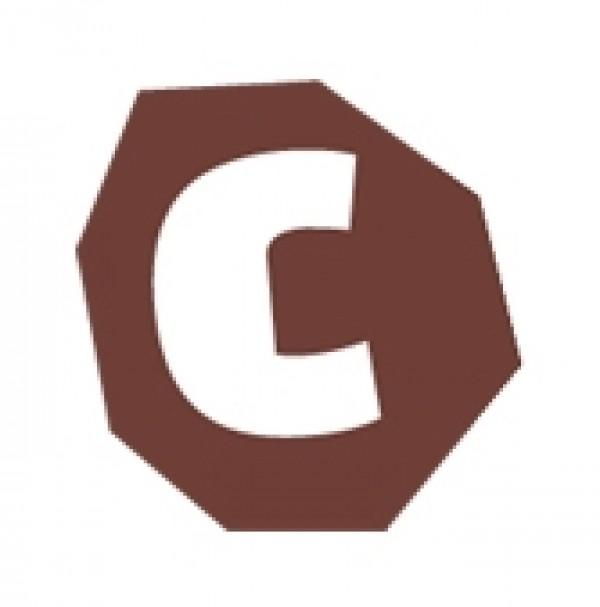 Mega Letter Q met logo puur