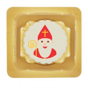 1 Sinterklaas bonbon in doosje