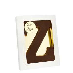Grote Letter Z met logo puur
