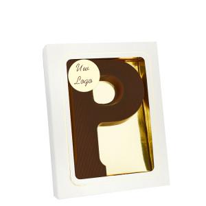 Grote Letter P met logo puur